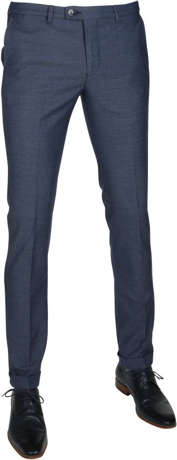 Suitable Pantalon Pisa Navy