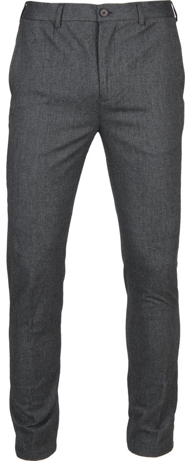 Suitable Pantalon Travis Dark Grey