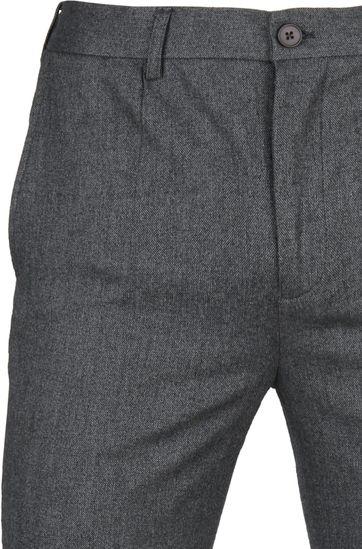 Suitable Pantalon Travis Dark Grey