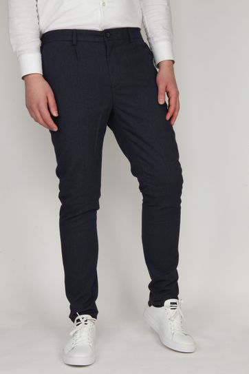 Suitable Pantalon Travis Navy