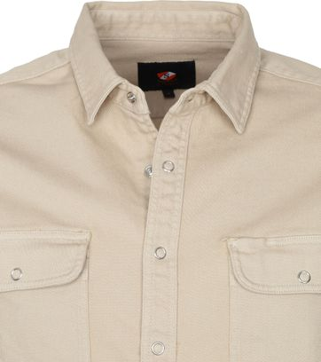 Suitable Pascal Overshirt Beige