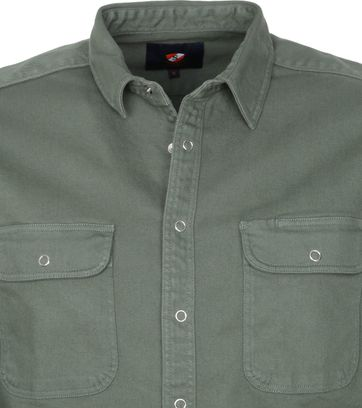 Suitable Pascal Overshirt Green