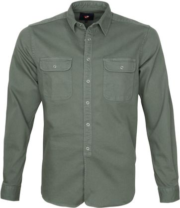 Suitable Pascal Overshirt Grün