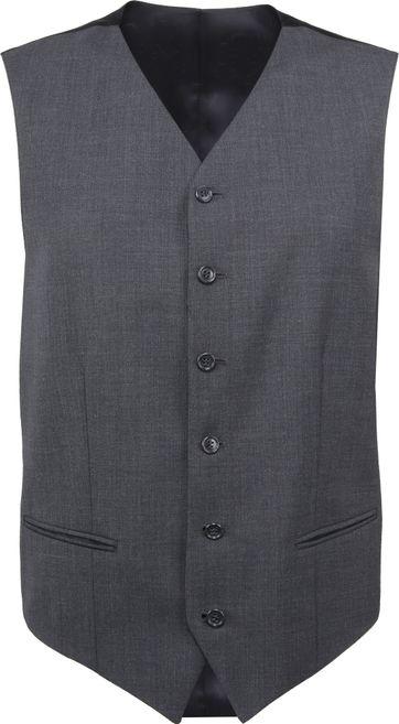 Suitable Picador Waistcoat Dark Grey