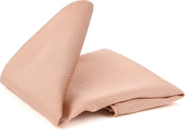 Suitable Pocket Square Beige