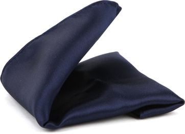 Suitable Pocket Square Navy