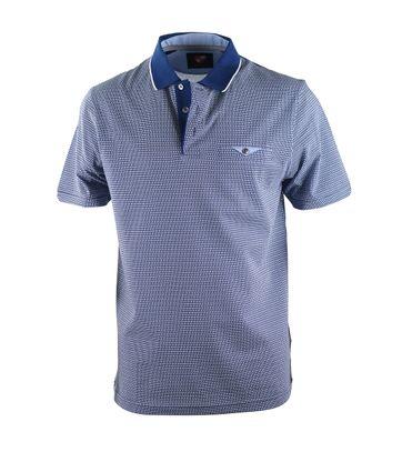 Suitable Polo Blue Checks