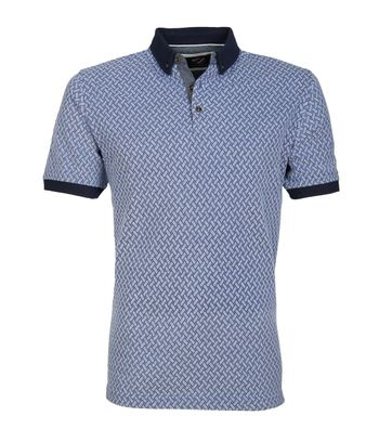 Suitable Polo Bric Blauw