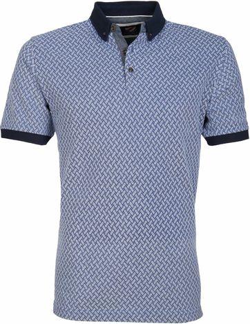 Suitable Polo Bric Blauw