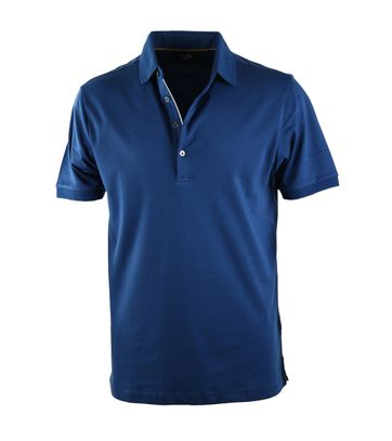 Suitable Polo Liquid Blauw