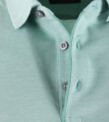 Detail Suitable Polo Oxford Groen