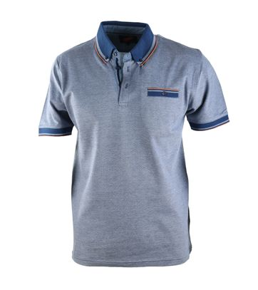 Suitable Polo Oxford Navy
