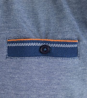 Detail Suitable Polo Oxford Navy