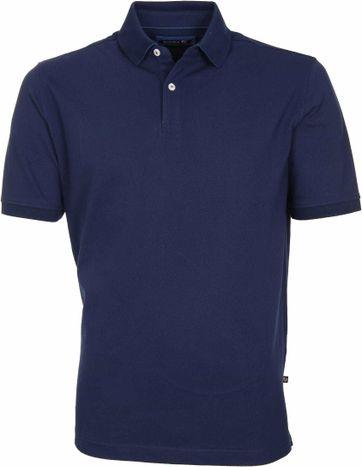 Suitable Poloshirt Basic Darkblue