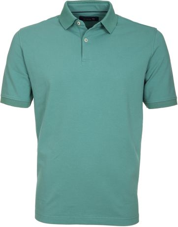 Suitable Poloshirt Basic Grün