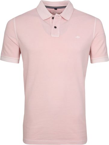 Suitable Poloshirt Boston Roze