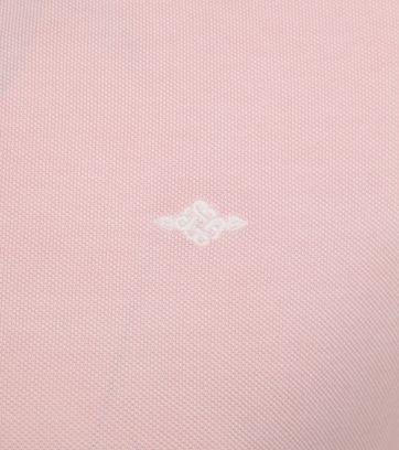 Suitable Poloshirt Boston Roze