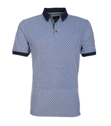 Suitable Poloshirt Bric Blau