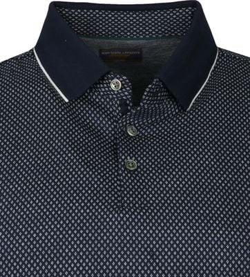Suitable Poloshirt Jacque Navy