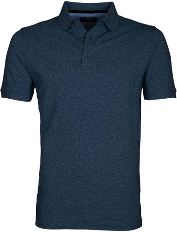 Suitable Poloshirt Jaspe Navy