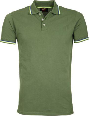 Suitable Poloshirt Neon Grün
