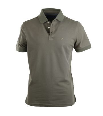 Suitable Poloshirt Stretch Safari
