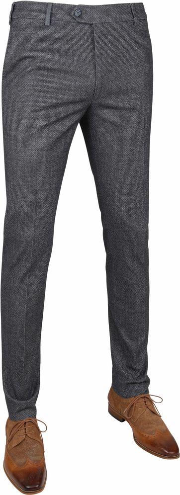 Suitable Premium Pantalon Dark Grey