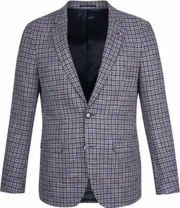 Suitable Prestige Blazer Lauderdale Check