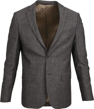 Suitable Prestige Blazer Napels Brown