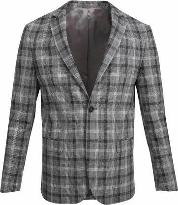 Suitable Prestige Blazer Pete Grey