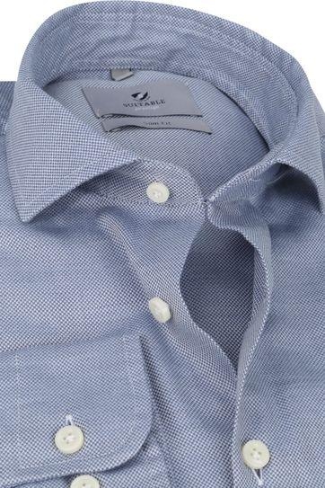 Suitable Prestige Hemd Funi Blau