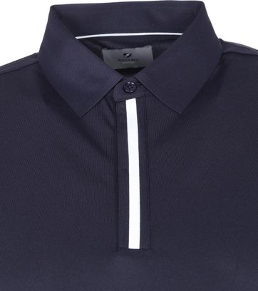 Suitable Prestige Iggy Polo Donkerblauw