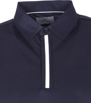 Suitable Prestige Iggy Polo Donkerblauw
