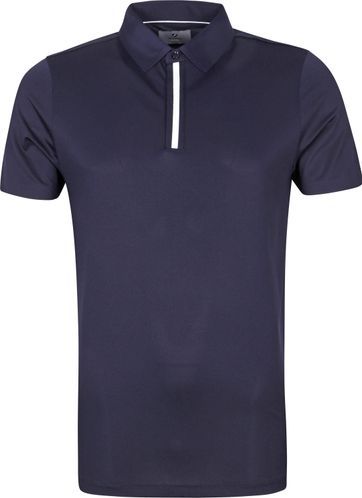 Suitable Prestige Iggy Polo Shirt Navy