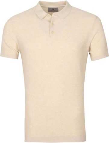 Suitable Prestige Jerry Polo Beige