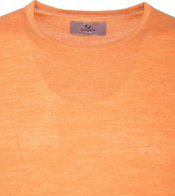 Suitable Prestige Merino Pullover Orange