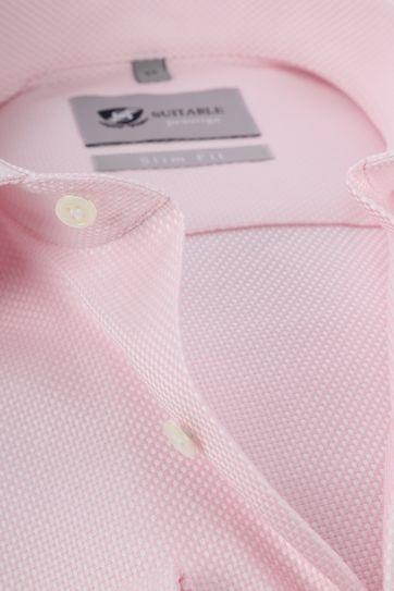 Suitable Prestige Overhemd Albini Roze