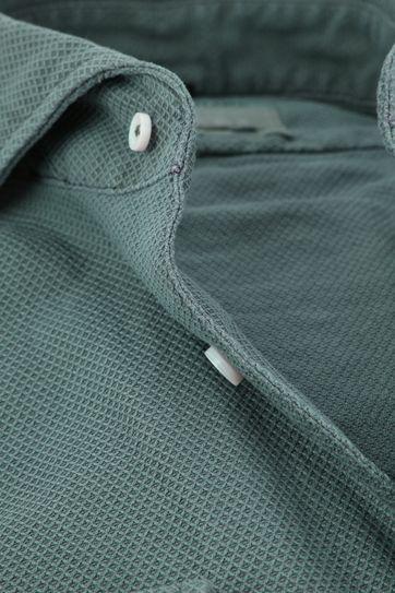 Suitable Prestige Overhemd Groen
