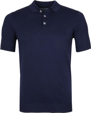 Suitable Prestige Polo Shirt Dark Blue