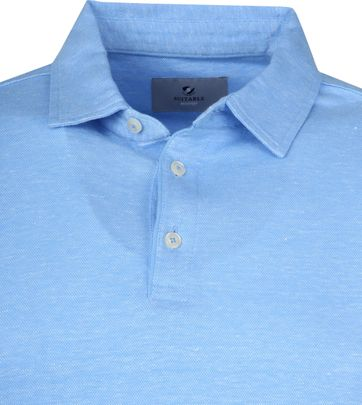 Suitable Prestige Poloshirt Blauw