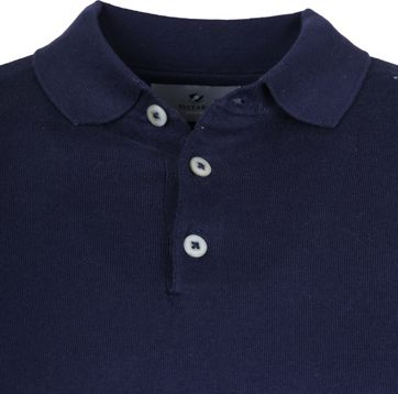 Suitable Prestige Poloshirt Donkerblauw
