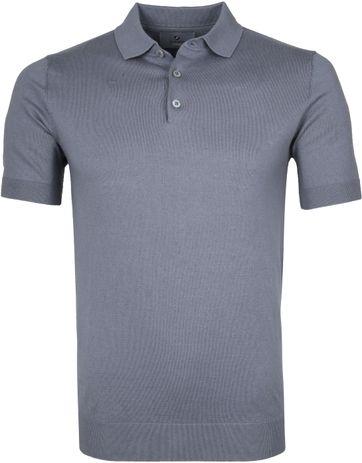 Suitable Prestige Poloshirt Grau