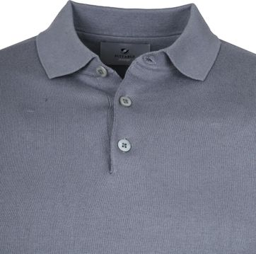 Suitable Prestige Poloshirt Grijs