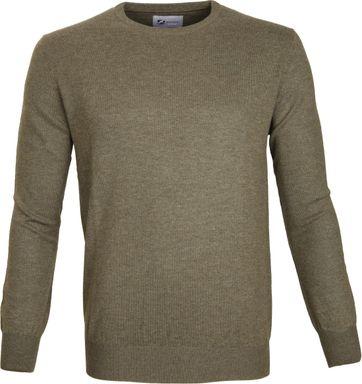 Suitable Prestige Pullover Merino Armee
