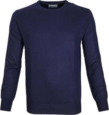 Suitable Prestige Pullover Merino Navy
