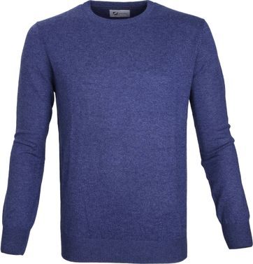 Suitable Prestige Pullover Merino Royal
