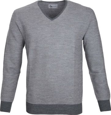 Suitable Prestige Pullover Merino Struct