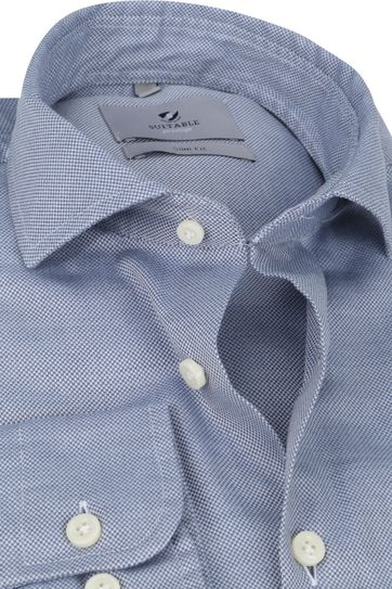 Suitable Prestige Shirt Funi Blue