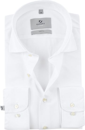 Suitable Prestige Shirt White
