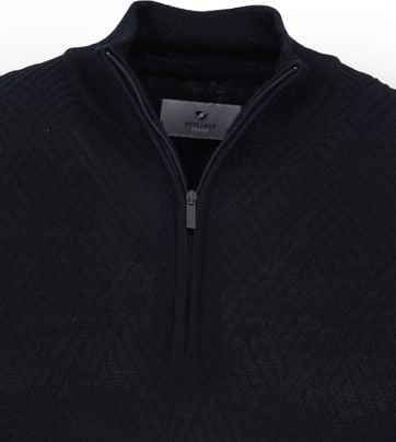 Suitable Prestige Zip Pull Navy